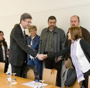 Presentation to the European Commissioner for Multilingualism